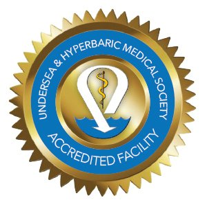 Undersea & Hyperbaric Medical Society Accredited Facility