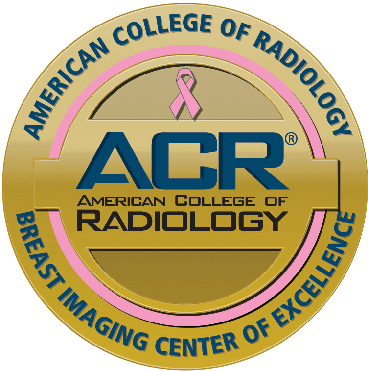 Designated Breast Imaging Center of Excellence by the American College of Radiology (ACR)