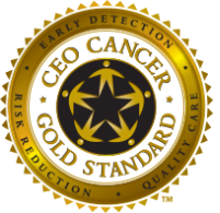 Accredited as a CEO Cancer Gold Standard employer as an organization committed to cancer prevention and awareness.