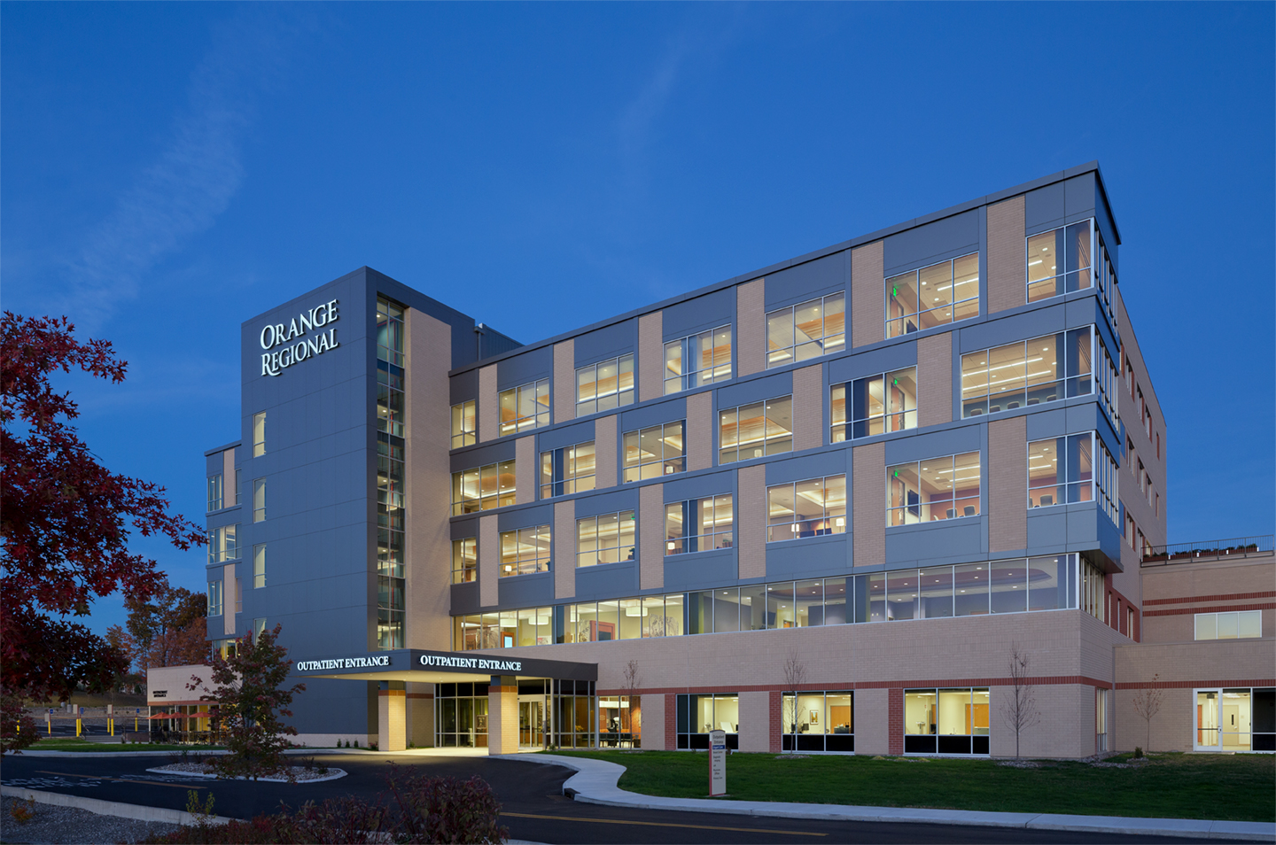 Garnet Health Doctors Outpatient Building in Middletown