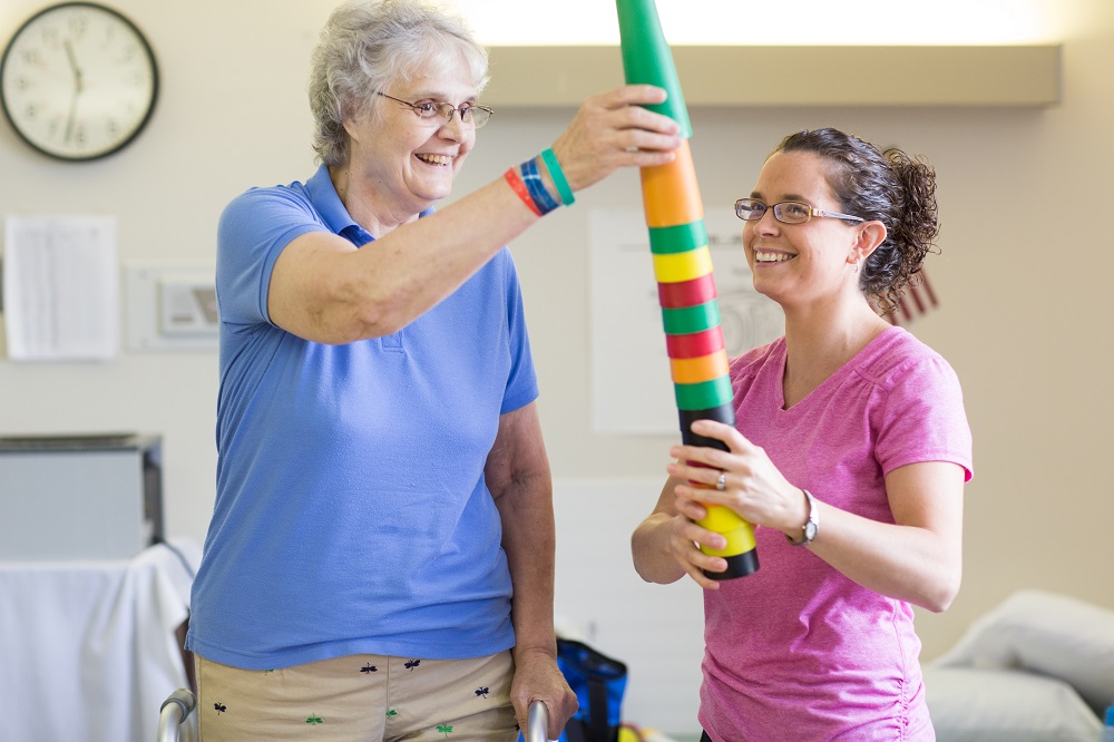 Outpatient rehab in Harris